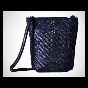 Kooba Anguilla Leather Crossbody Bag. NWOT.